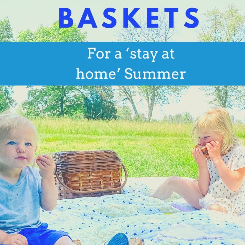 "The Best Picnic Baskets for a ""Stay at Home"" Summer"